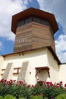 Дозорная башня Ханского дворца. Фото Морошкина В.В.
