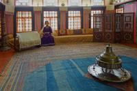 Комната в гареме Ханского дворца. Фото Морошкина В.В.