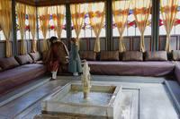 В гареме Ханского дворца в Бахчисарае. Фото Морошкина В.В.