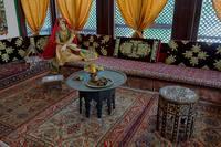 Комната в гареме Ханского дворца в Бахчисарае. Фото Морошкина В.В.