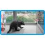 8,защитная сетка для кошек,антикошка киев