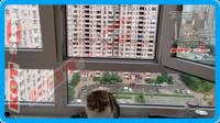 23,защитная сетка для кошек,антикошка киев
