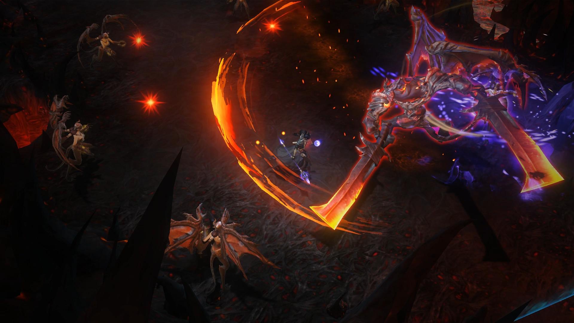 Геймплейный трейлер Diablo Immortal — суперспособности, легендарки и новые локации
