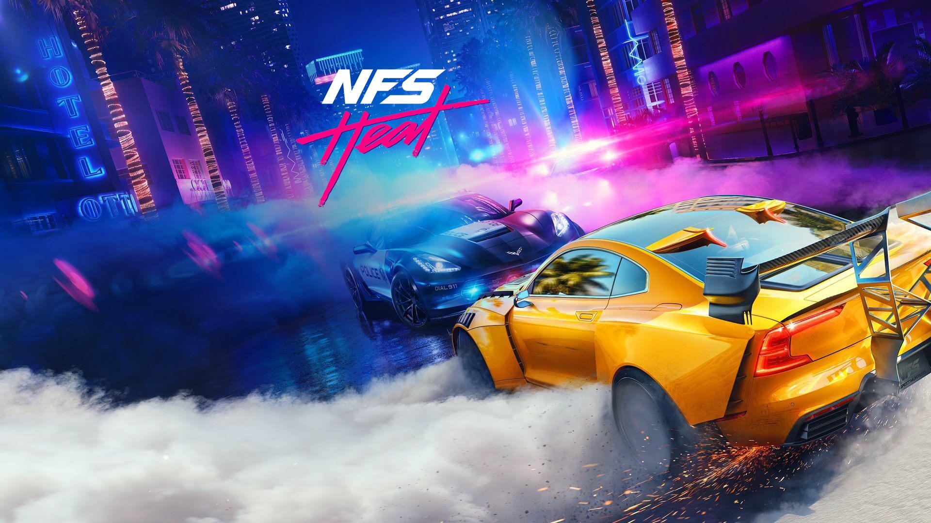 В Need for Speed Heat будет «самая адреналиновая музыка в истории серии»