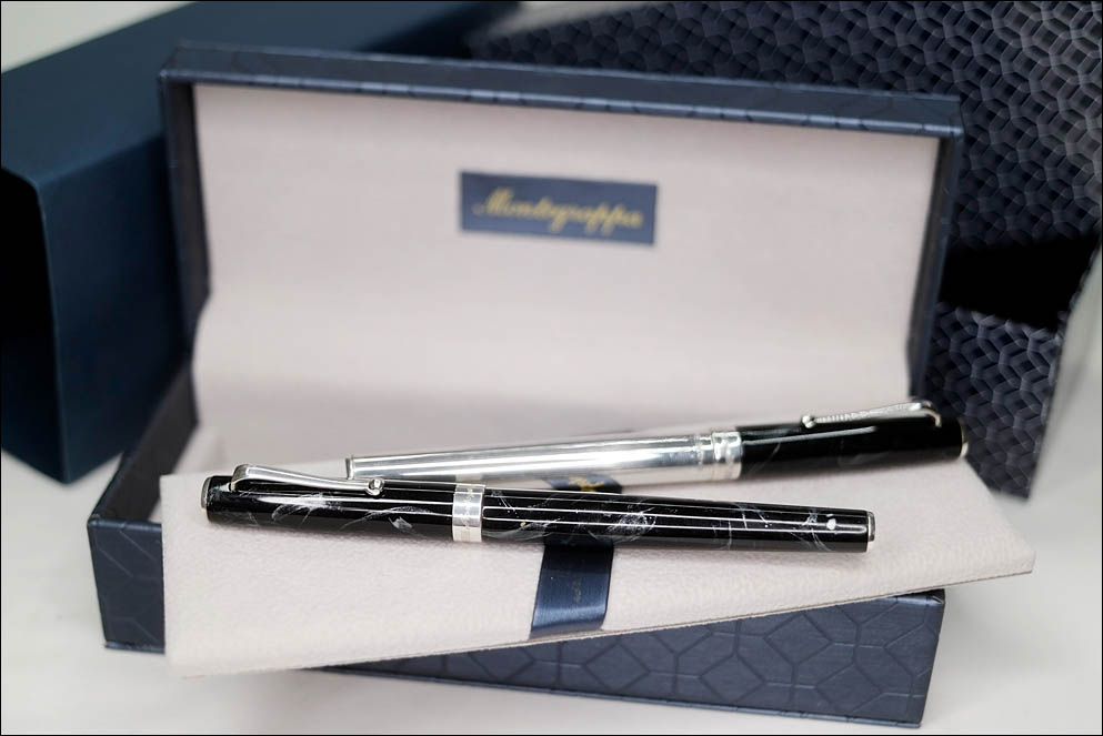 Montegrappa 300 Duetto. Lenskiy.org