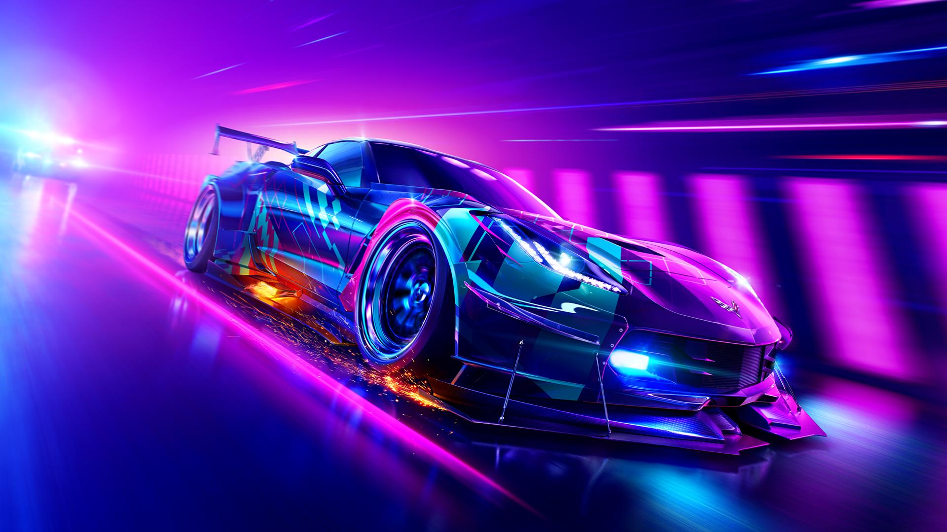 Need for Speed Heat уже появилась в Origin