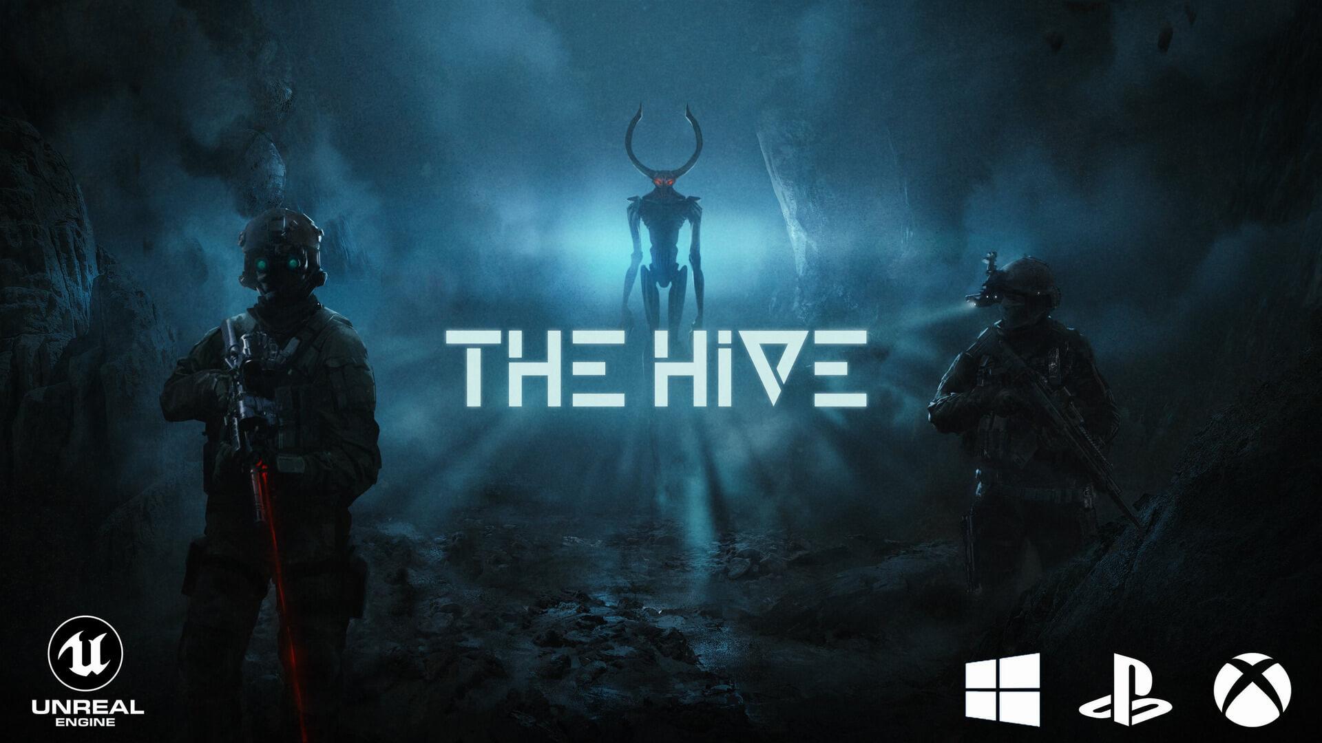 На Kickstarter появился новый шутер - The Hive