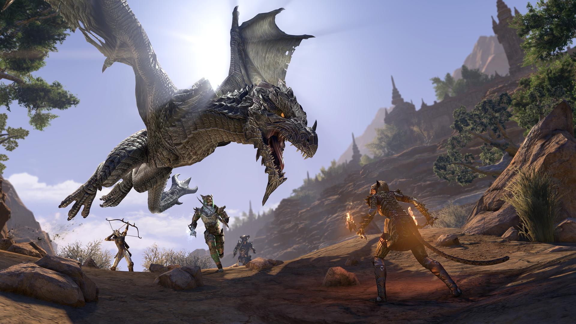 The Elder Scrolls Online стала бесплатной на целую неделю