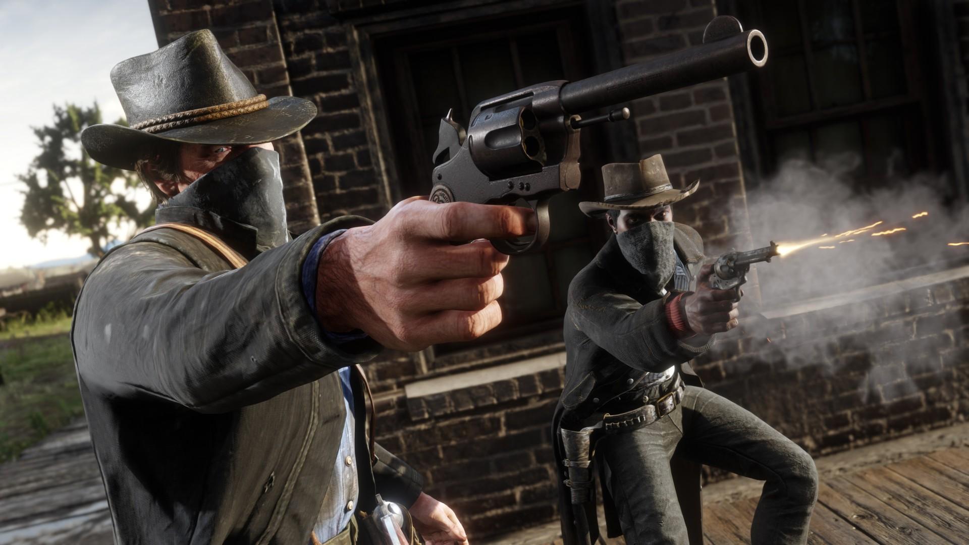 Подробное сравнение графики Red Dead Redemption 2 на PC, PlayStation 4 и Xbox One
