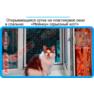 20,защитная сетка решетка для кошек киев,кошки,антикошка киев,сетка на окно,кот стоп,кот stop