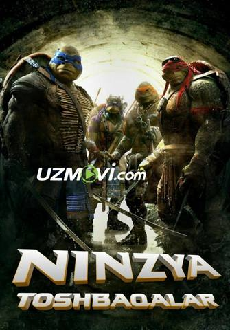 Ninzya toshbaqalar 1