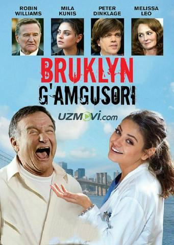 Bruklyn g'amgusori