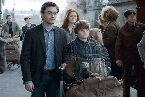 Джоан Роулинг (Joanne Rowling) - создательница Гарри Поттера (Harry Potter) - Page 2 28494331