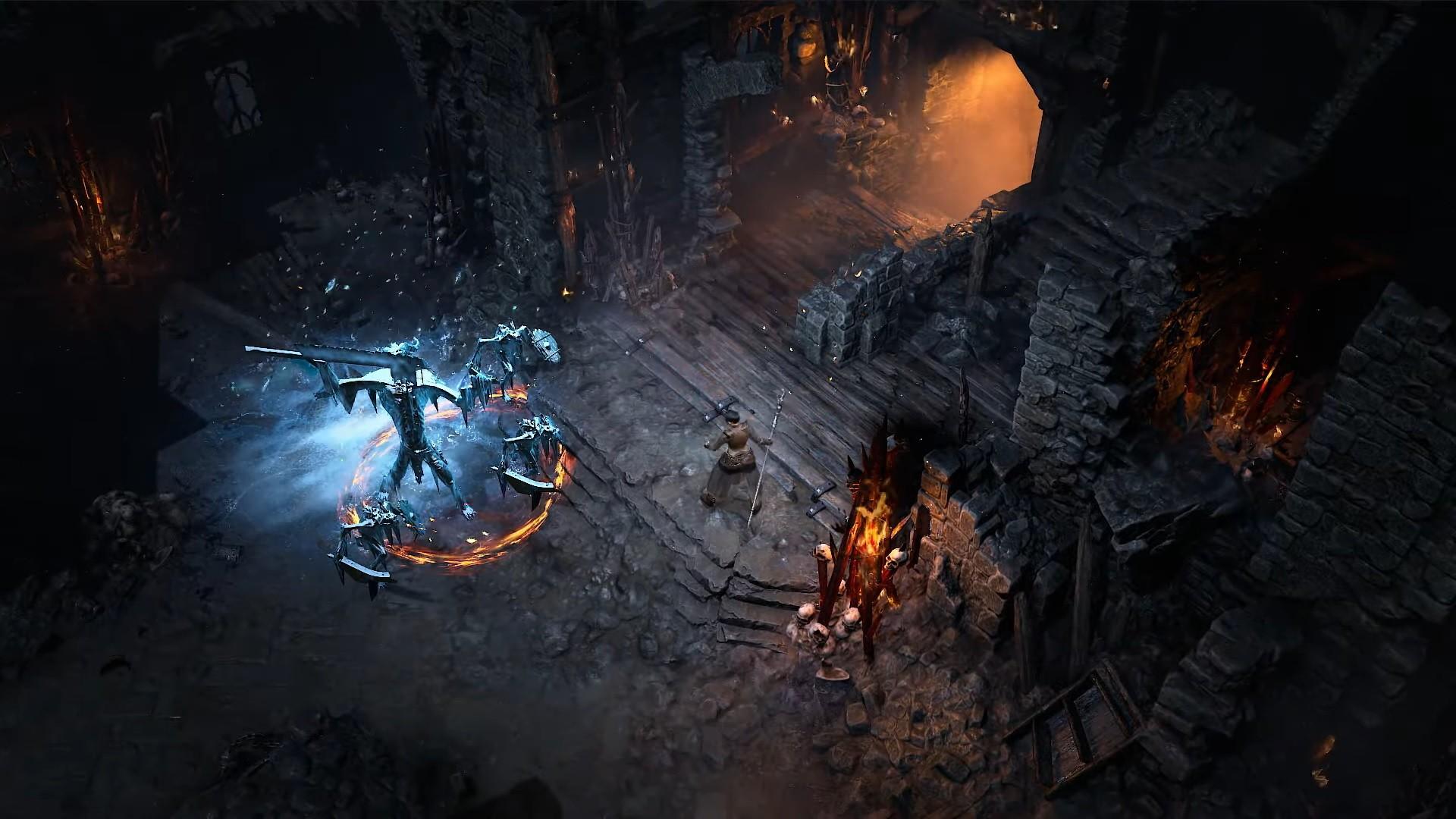 В Diablo 4 появятся микротранзакции