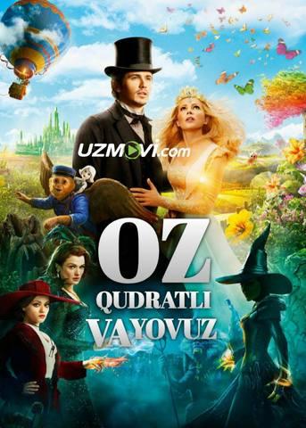 Oz: Qudratli va Yovuz Zumrad shahar oz mamlakatiga sayohat