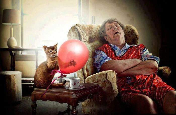 Улыбка (юмор, добрые анекдоты, смешные картинки) - Page 2 28517260
