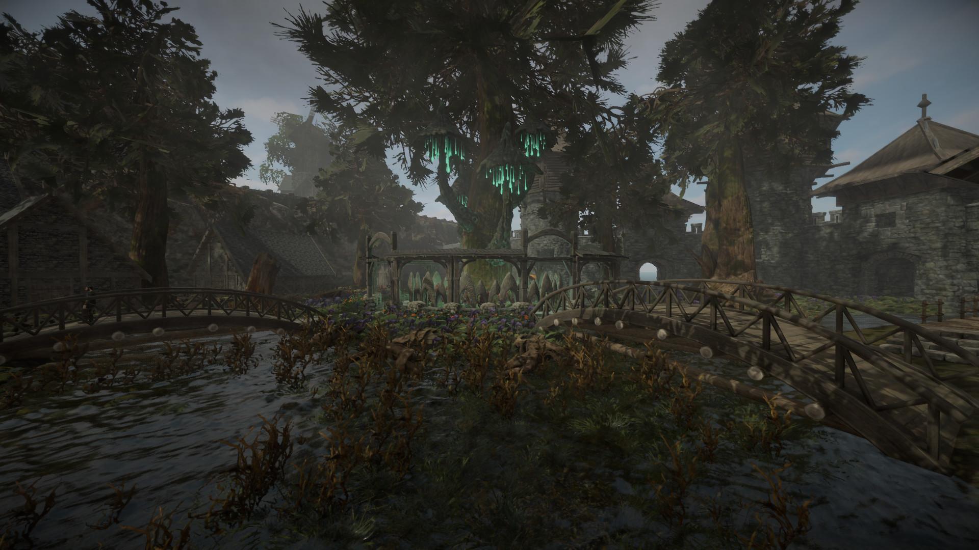 В Steam вышла демка фэнтезийной игры Isles of Adalar