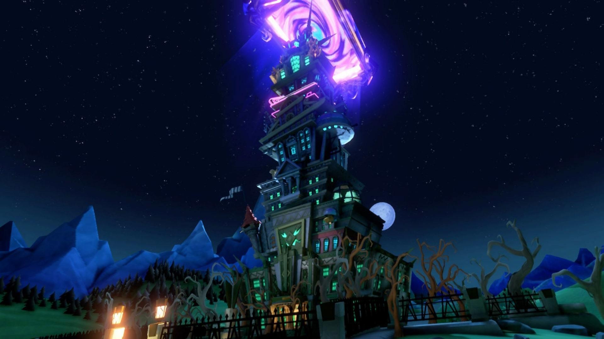Обзор Luigi's Mansion 3 — пожалуй, лучший подарок на Хэллоуин