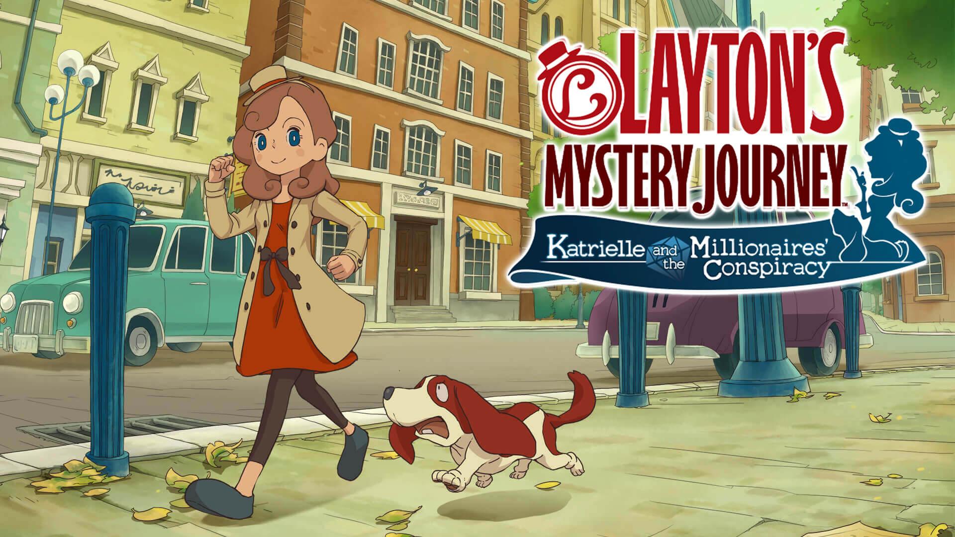Обзор Layton's Mystery Journey — аниме-детектив в духе Шерлока Холмса