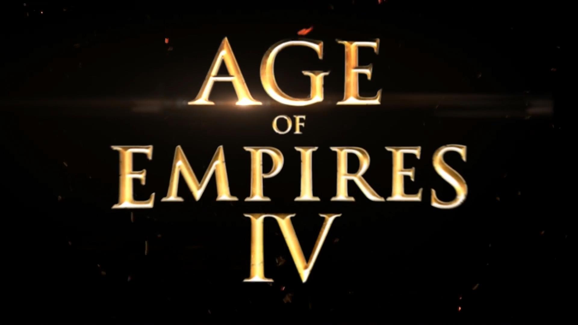 Первый трейлер Age of Empires 4