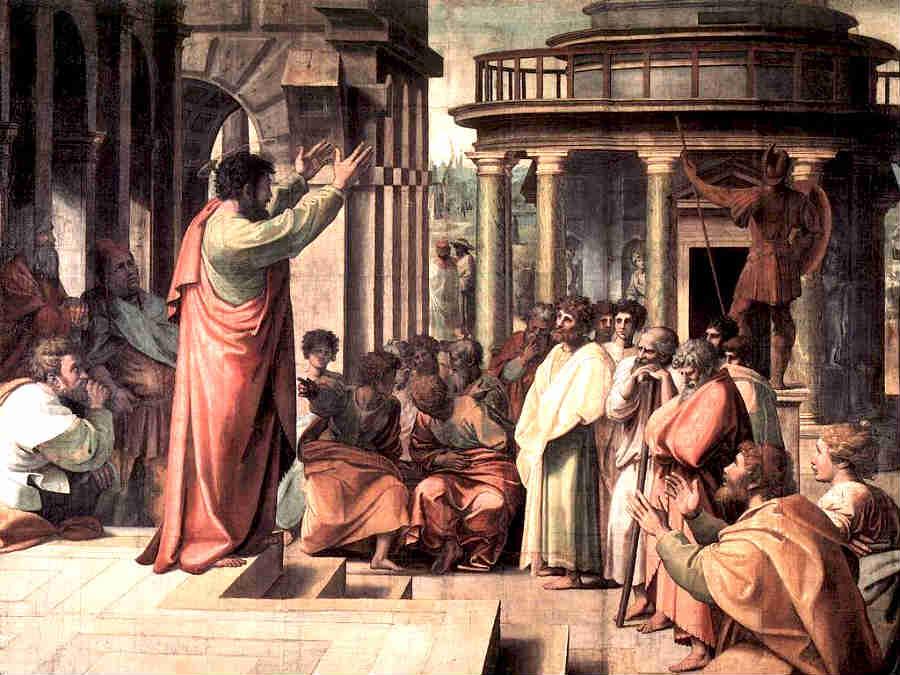 მოციქულთა ქადაგება