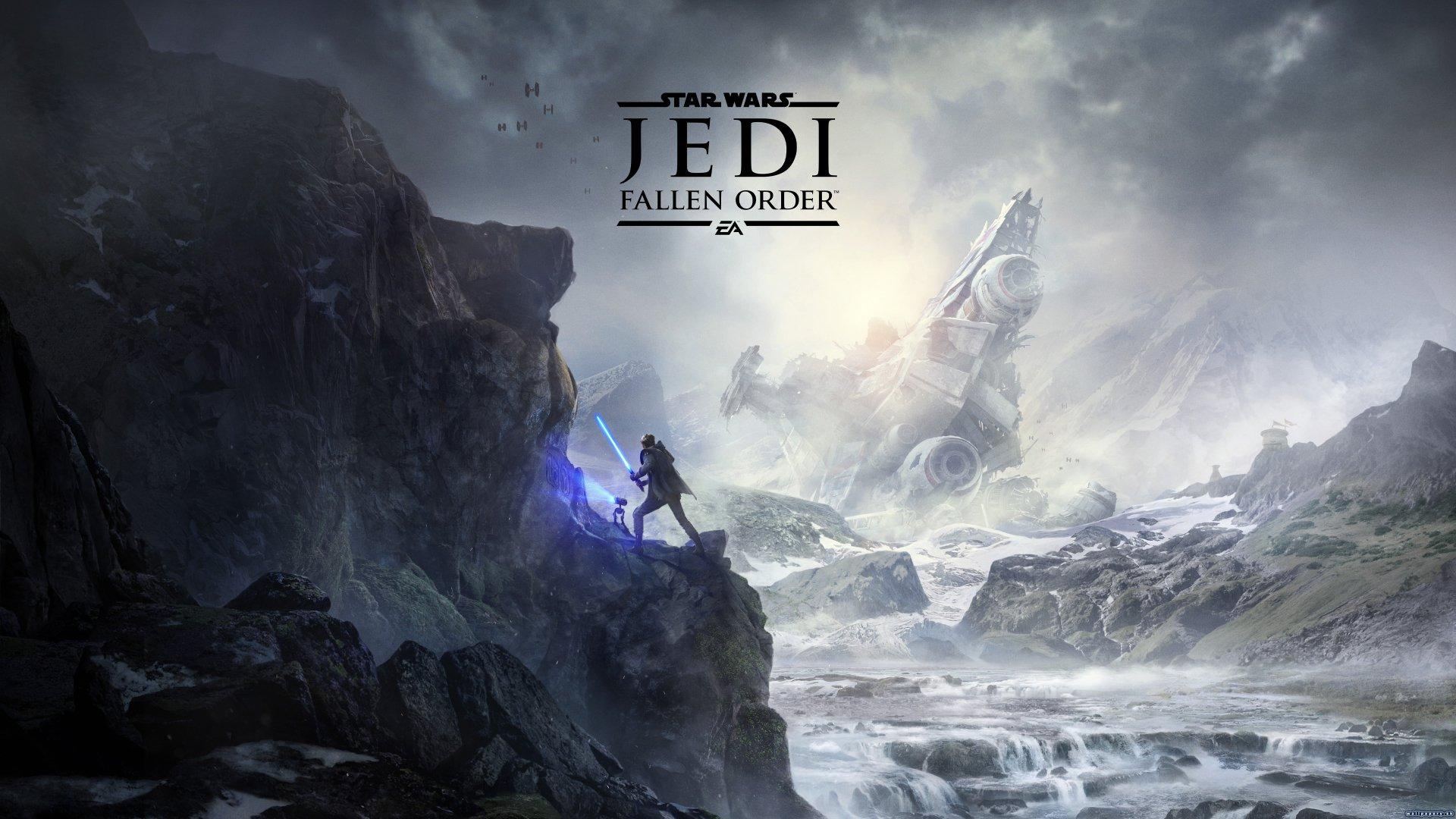 Игра Star Wars Jedi: Fallen Order получила очень высокие оценки