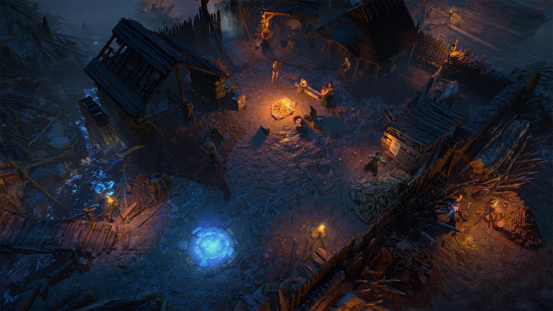 Авторы Path Of Exile 2 рассказали, в чем игра будет лучше Diablo 4
