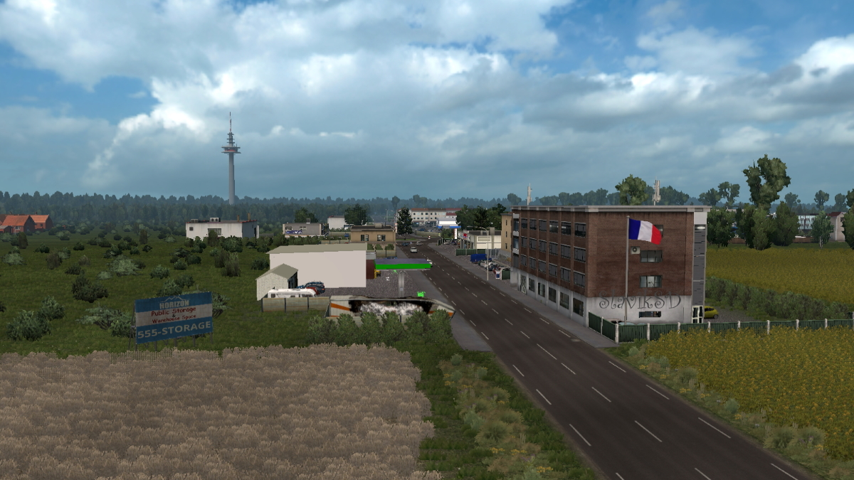 Italo France Map 1.0 fixed 18.11