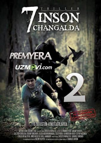 Yetti inson changalda 2 premyera uzbek kino  2019