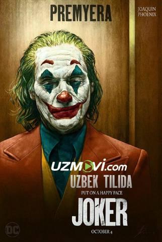 Joker Uzbek tilida Premyera 2019