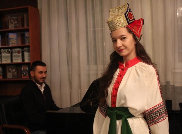 Белгород, Сербия, Белград, Русский дом, фестиваль
