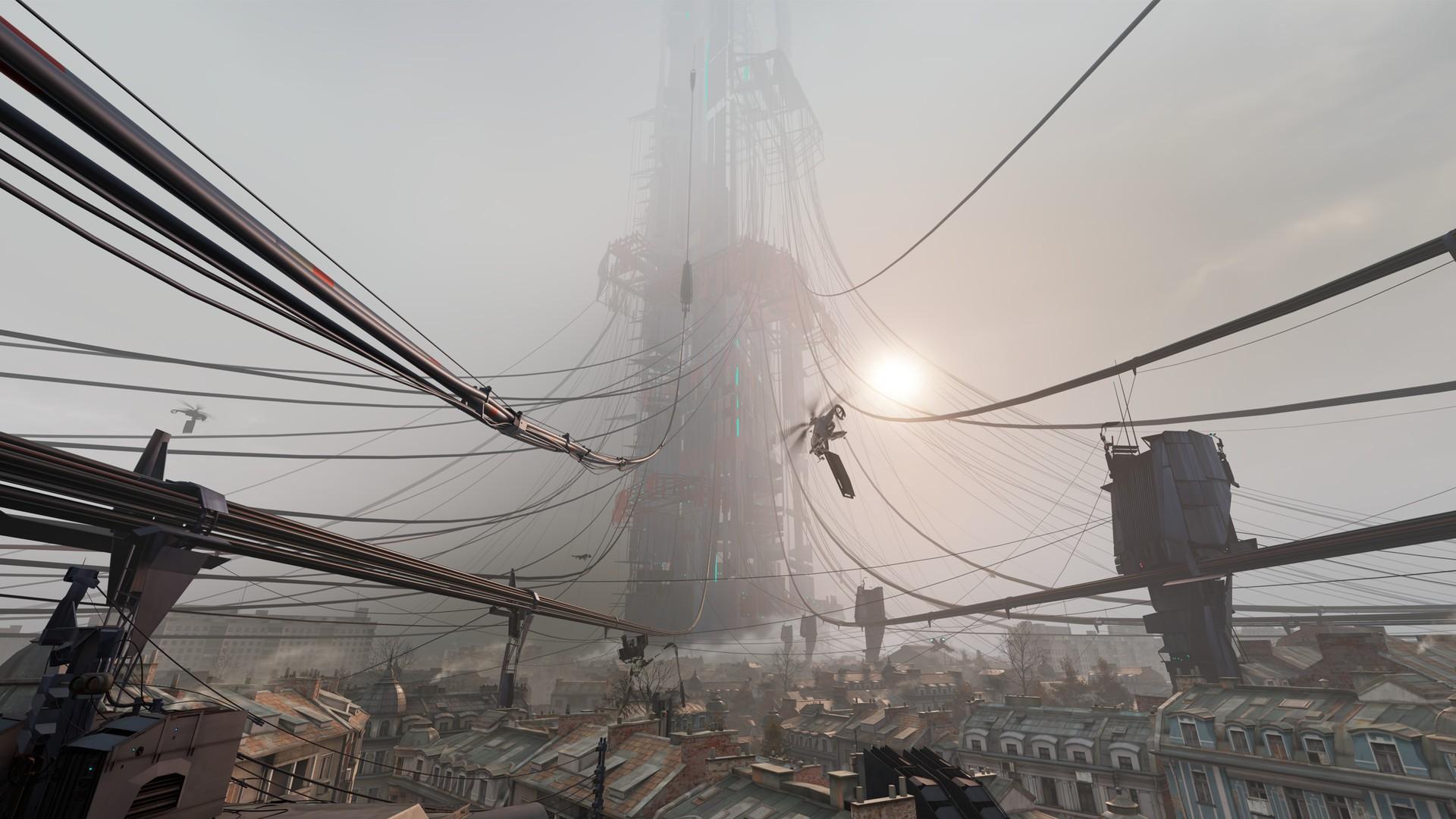 Появилась первая оценка Half-Life: Alyx