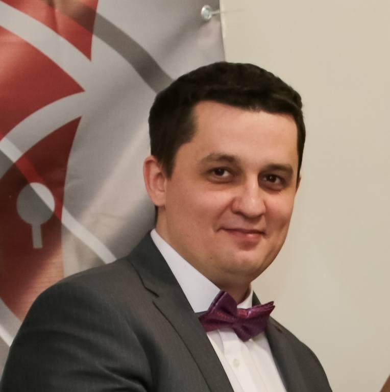 Олег Козлов, зам. директора Новосибирского филиала АО «АльфаСтрахование» по корпоративным продажам