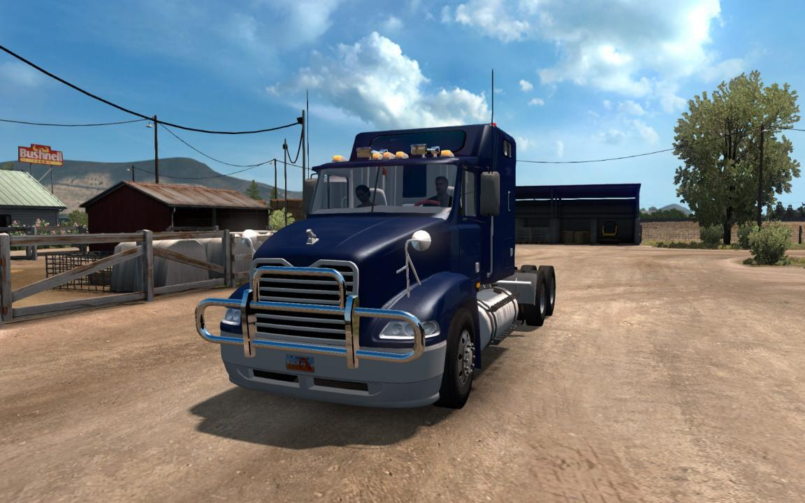 Mack Vision for ATS 1.36.x