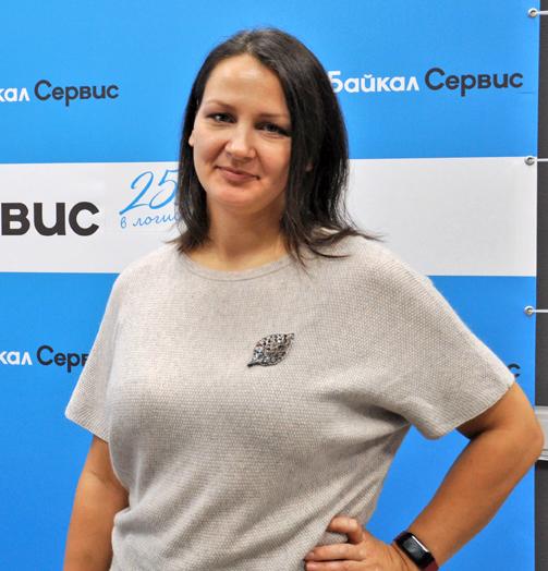 Светлана Лемешева, начальник отдела страхования ООО «Байкал-Сервис ТК»