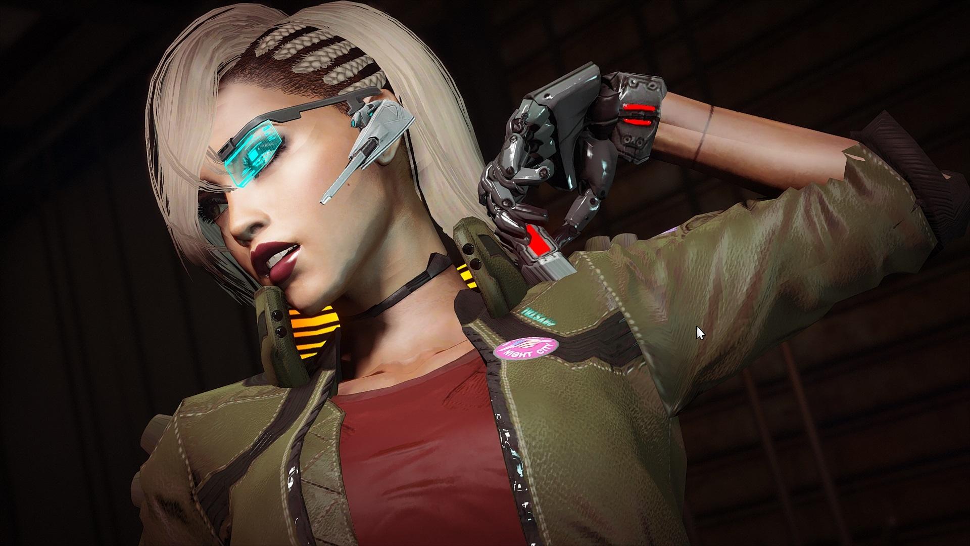 Появилась новая информация о сексе в Cyberpunk 2077
