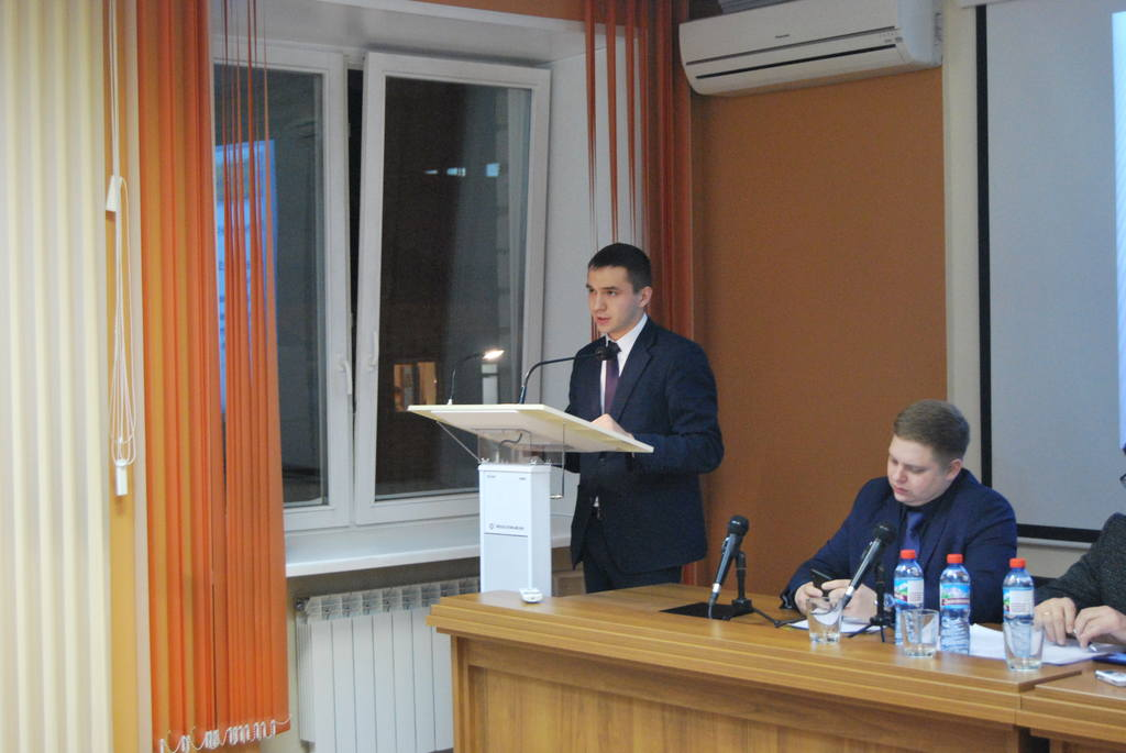 Заместитель руководителя МКУ «УДИБ» по производству Сергей Печёрин