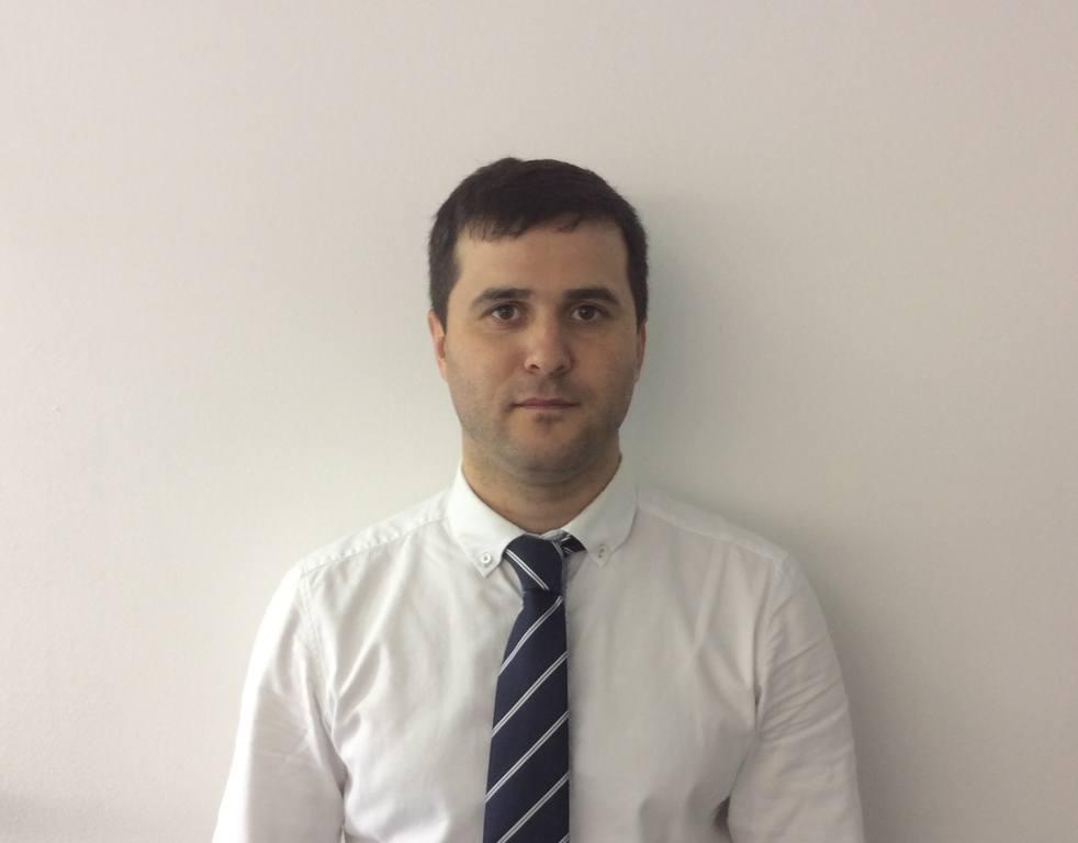Роман Витязев, бизнес-менеджер по навесному оборудованию JCB Russia