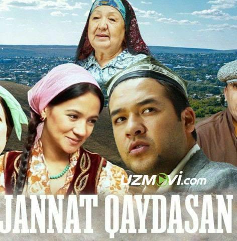 Jannat qaydasan Yangi Uzbek film 2019
