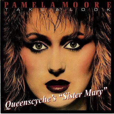 (Pop / Rock / Hard Rock / Alternative / Heavy Metal) Pamela Moore (Queensryche) - Discography (6 Releases) - 1981-2018, MP3, 192-320 kbps