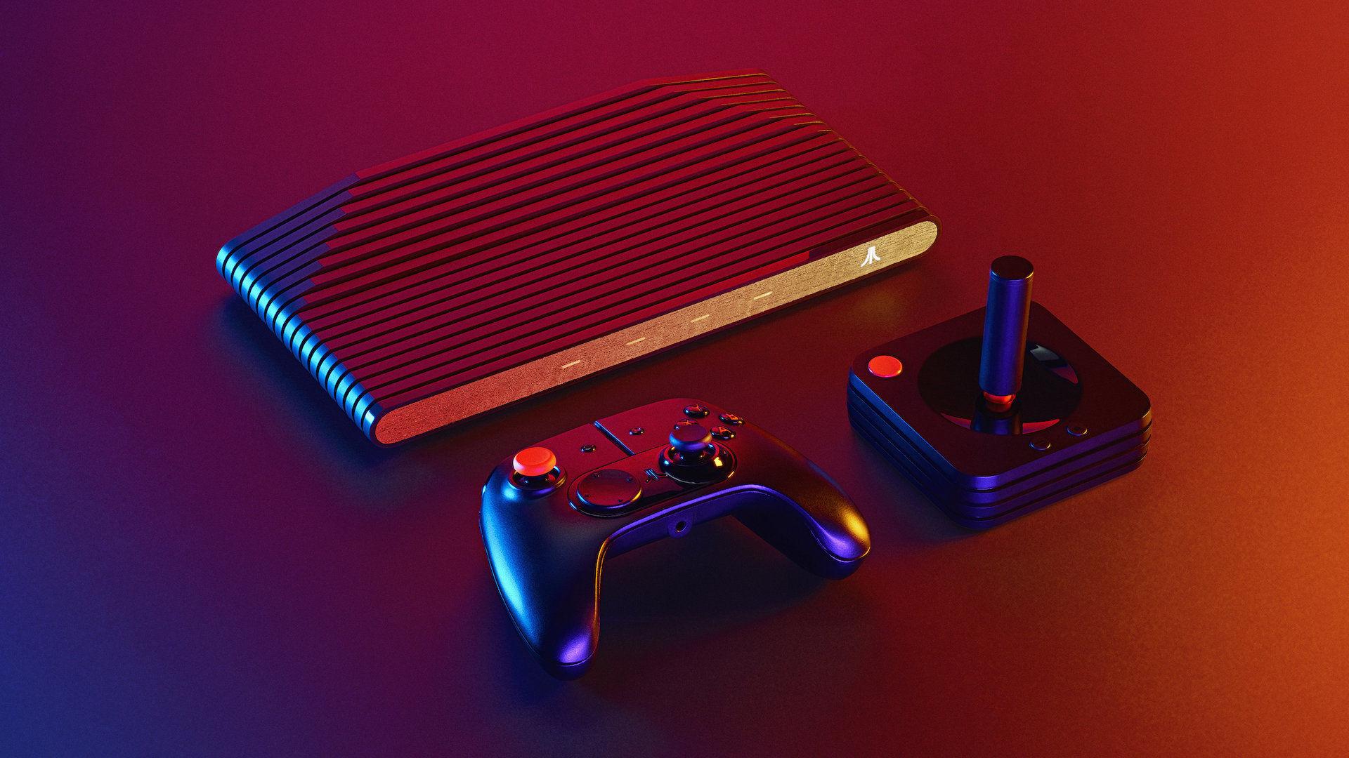 Консоль от Atari находится на финальной стадии производства