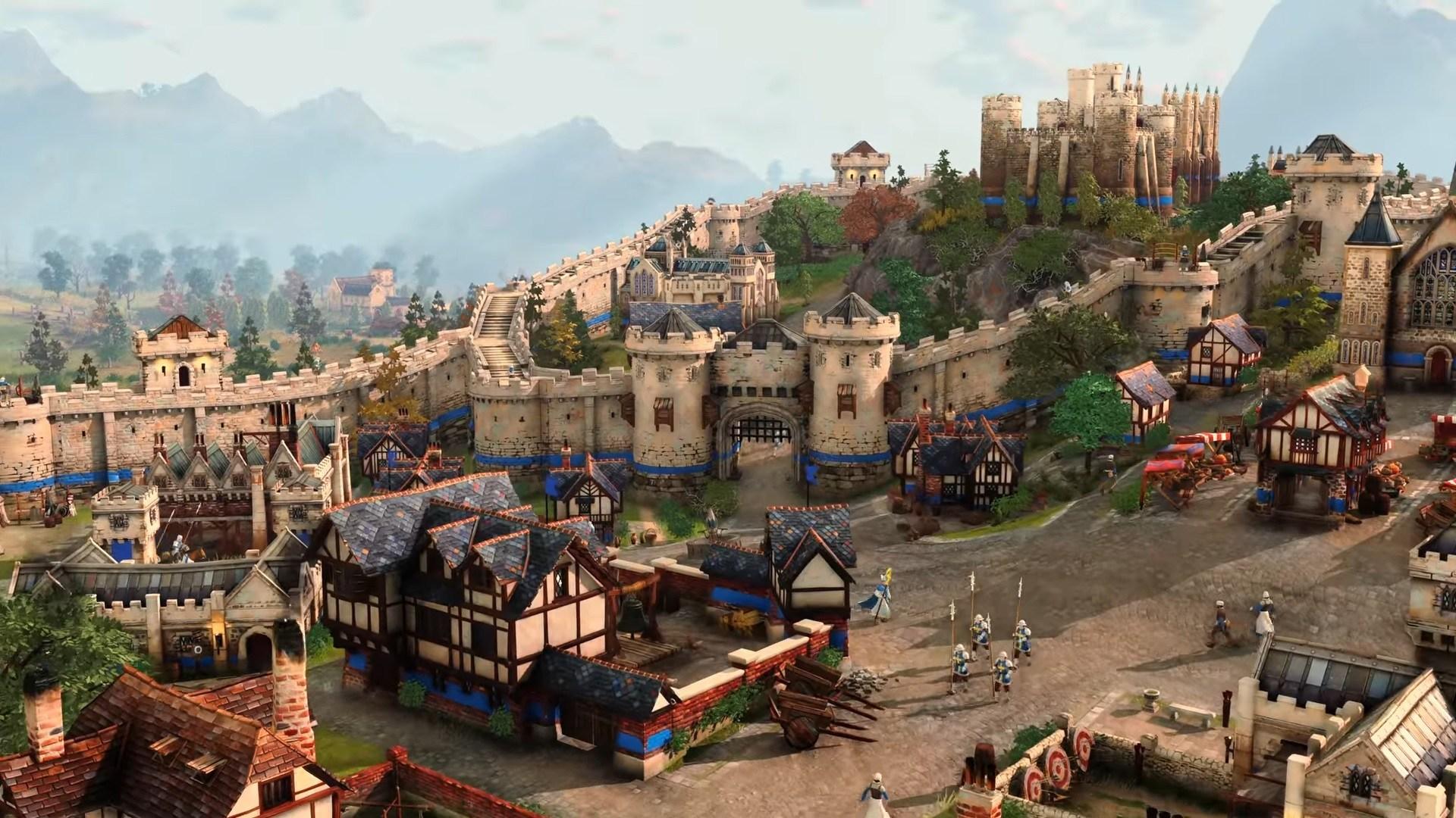 Age of Empires 4 будет анализировать стиль игры и предлагать советы для новичков