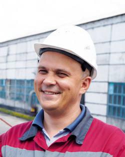 начальник обогатительной фабрики «Краснобродская-Коксовая» (УК «Кузбассразрезуголь»)