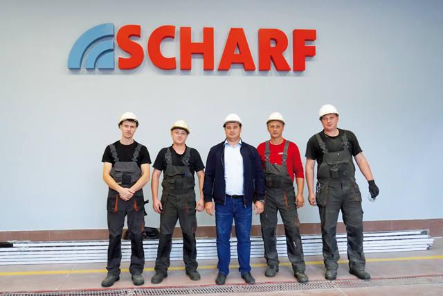 Профессионалы Scharf