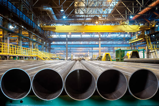 ОАО «Уралтрубпром» производит электросварные прямошовные трубы