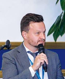 Руководитель отдела коррозионного мониторинга АО «Арктех»  Сергей Субочев