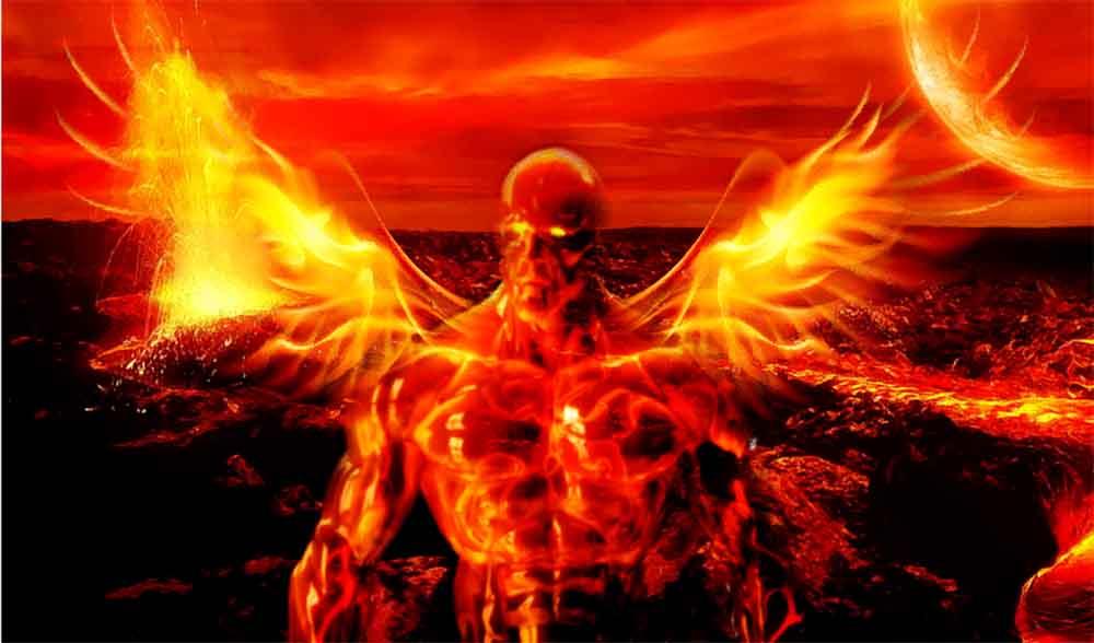 დაცემული ანგელოზი