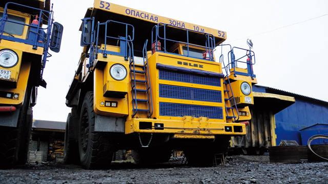 90-тонный БЕЛАЗ 7558С
