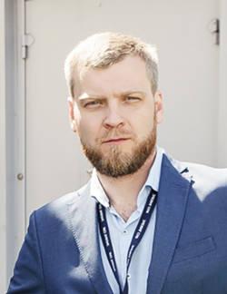 Антон Ксенофонтов,   управляющий ООО «Электродвигатель Санкт-Петербург»