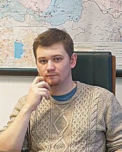 Владимир Зенкин,   специалист отдела продаж ООО «РТК «РосАква»